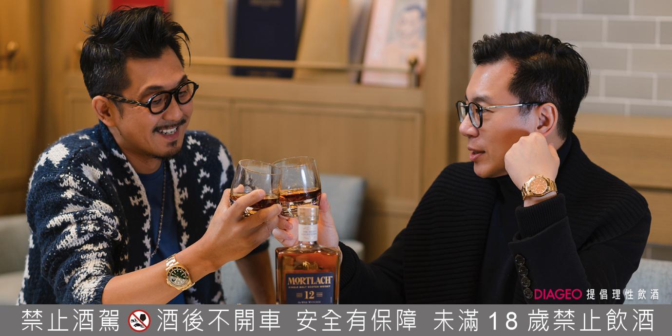 不受框架束縛:聽鐘錶收藏家呂皇甫定義「新酒肉朋友」