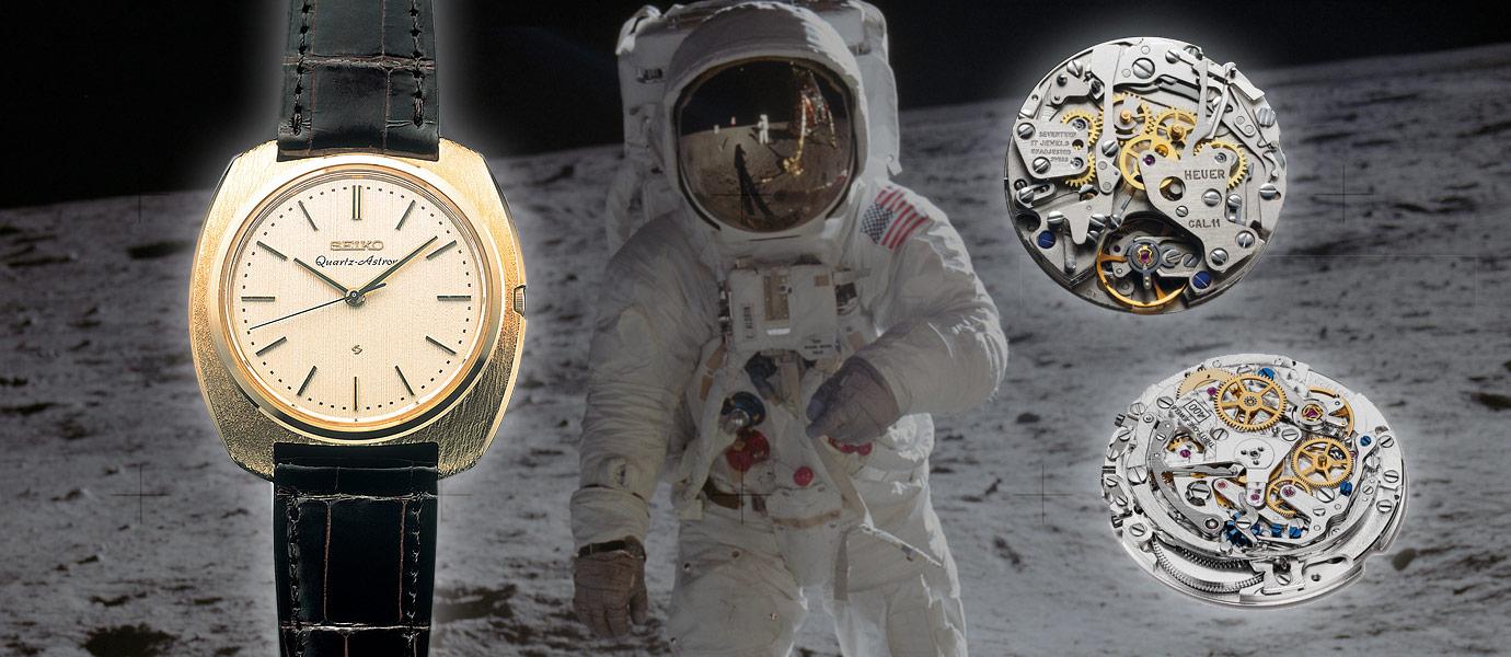 半世紀的驕傲:1969年鐘錶大事記