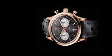 高雅復古風格設計,散發流金歲月風華:寶齊萊發表馬利龍飛返計時碼錶全新款式