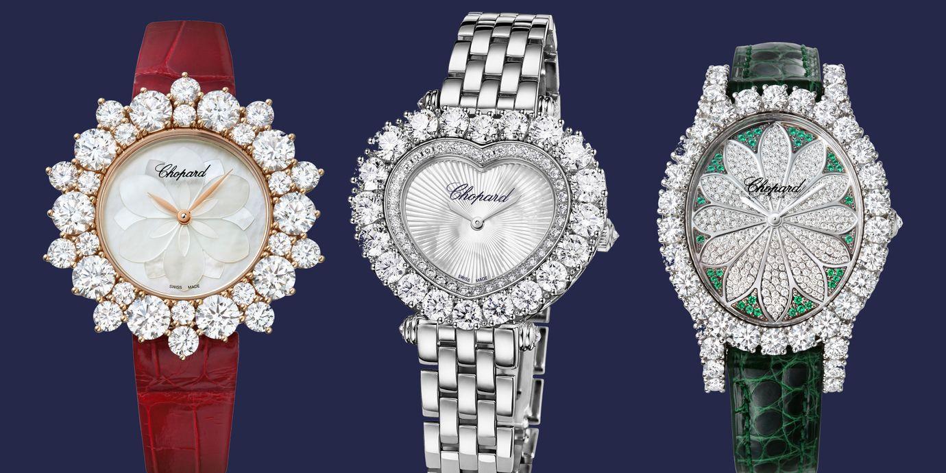 閃耀的永恆之鑽:台南中國鐘錶 X Chopard腕錶展