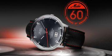 重返1959榮耀時刻:MIDO美度表Commander Big Date全新香榭系列大日期窗60週年限量錶