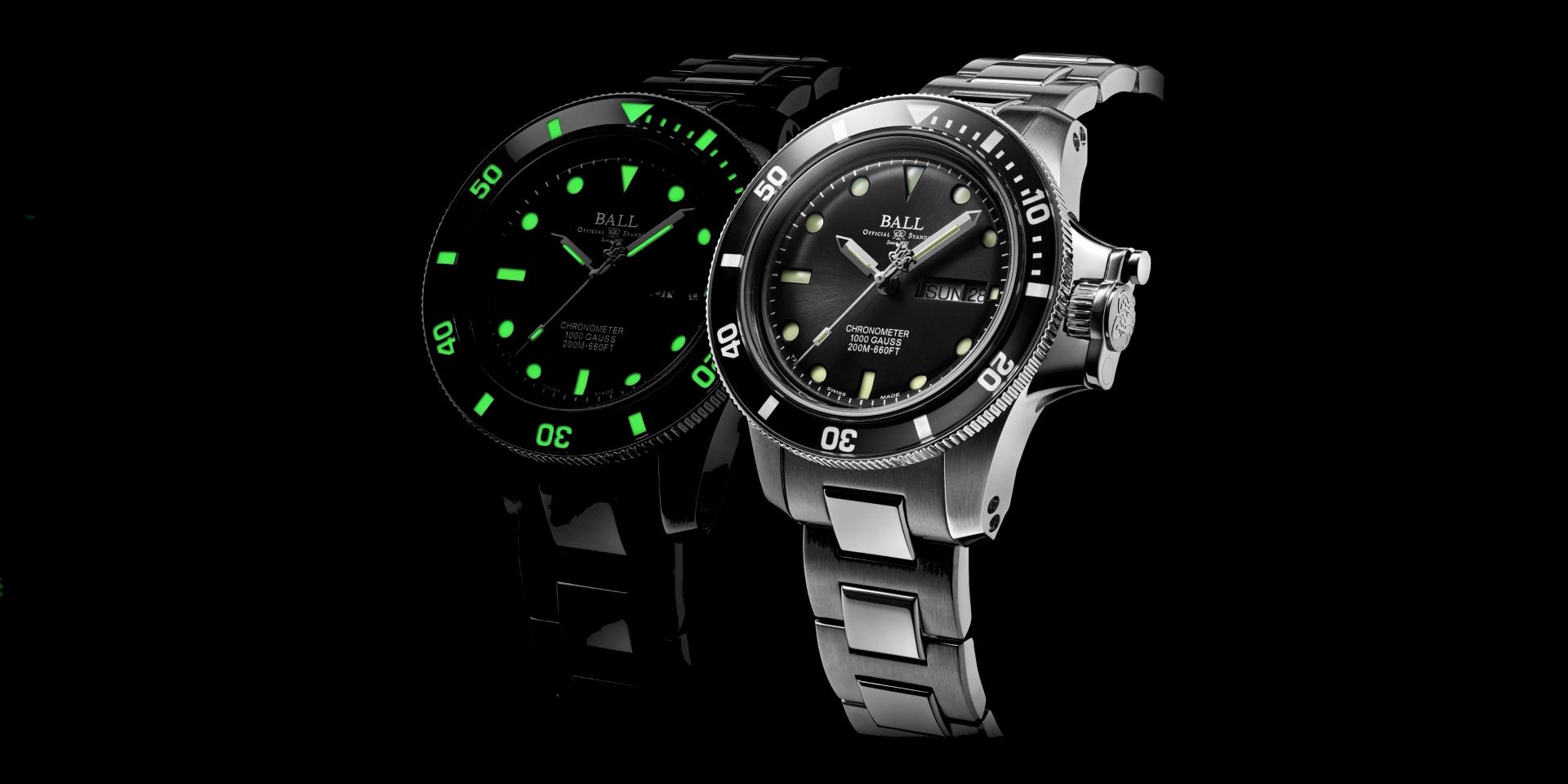 BALL Watch Engineer Hydrocarbon Original展售會首波於大西門鐘錶隆重登場