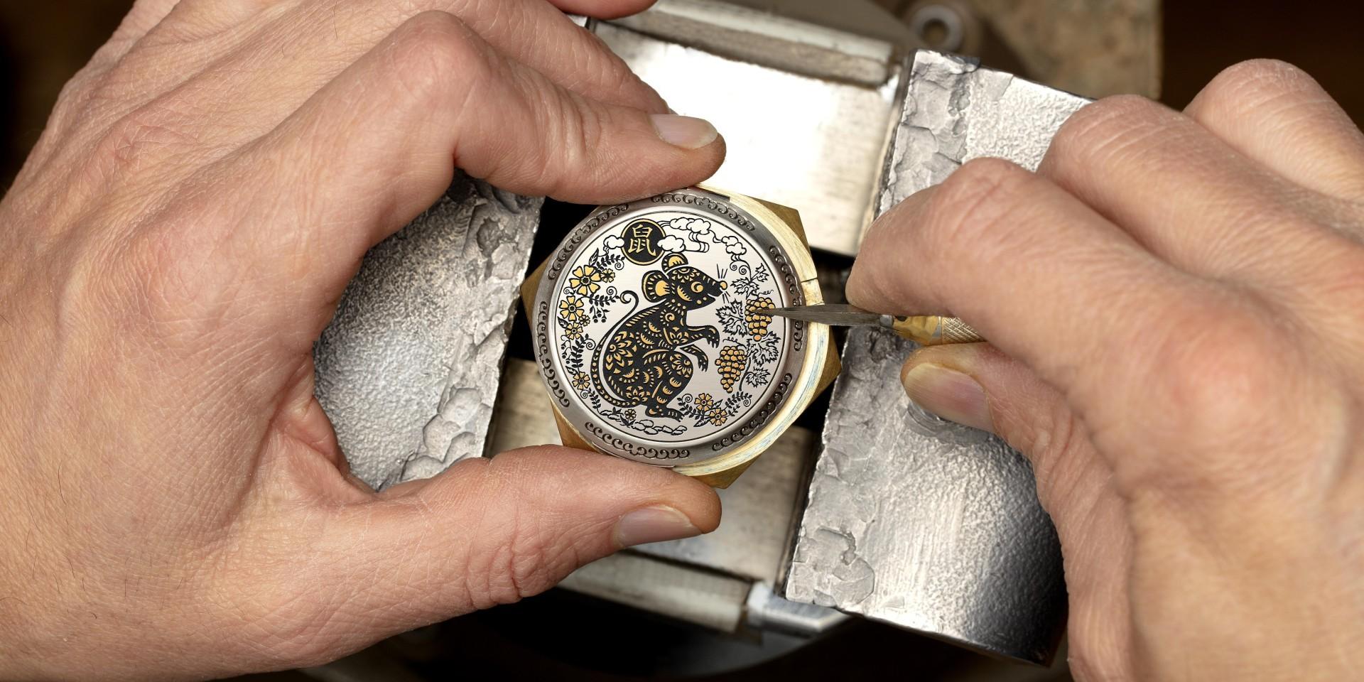 沛納海歡慶庚子鼠年,呈獻88枚Luminor Sealand特別版腕錶