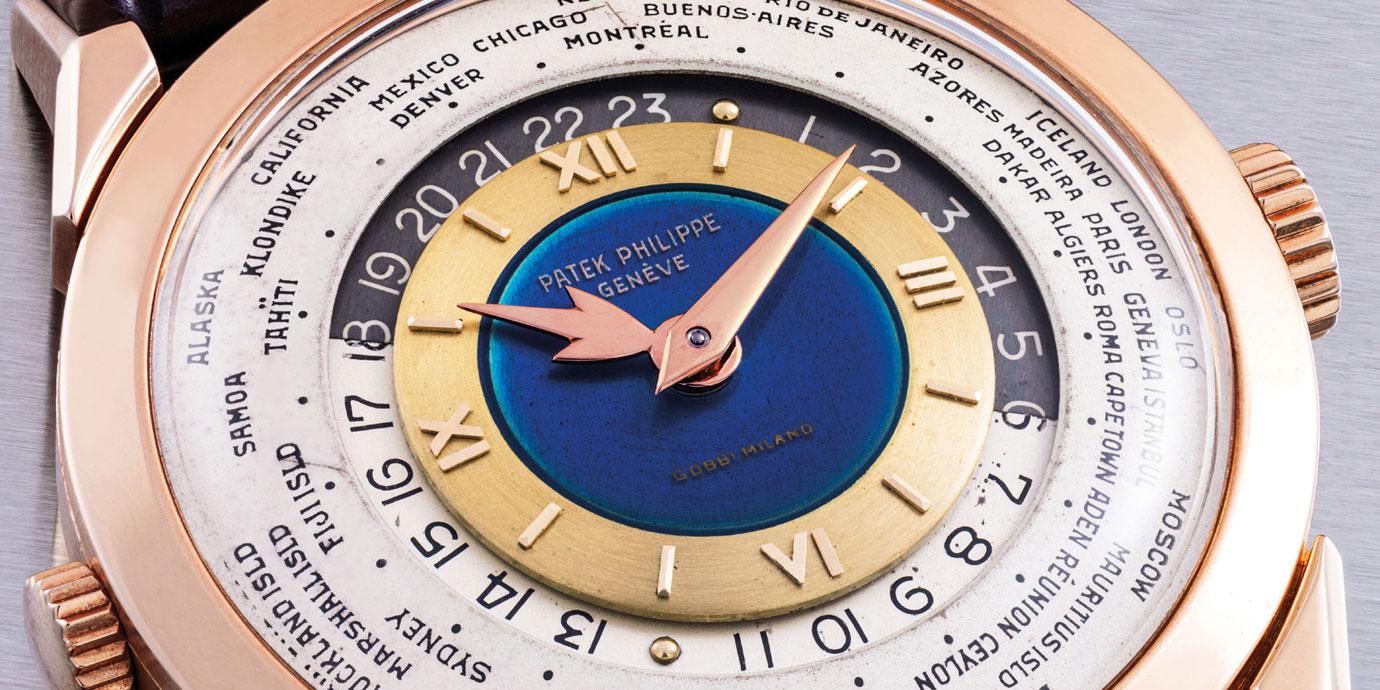 只有自己能超越自己:百達翡麗打破亞洲拍賣史最貴腕錶紀錄