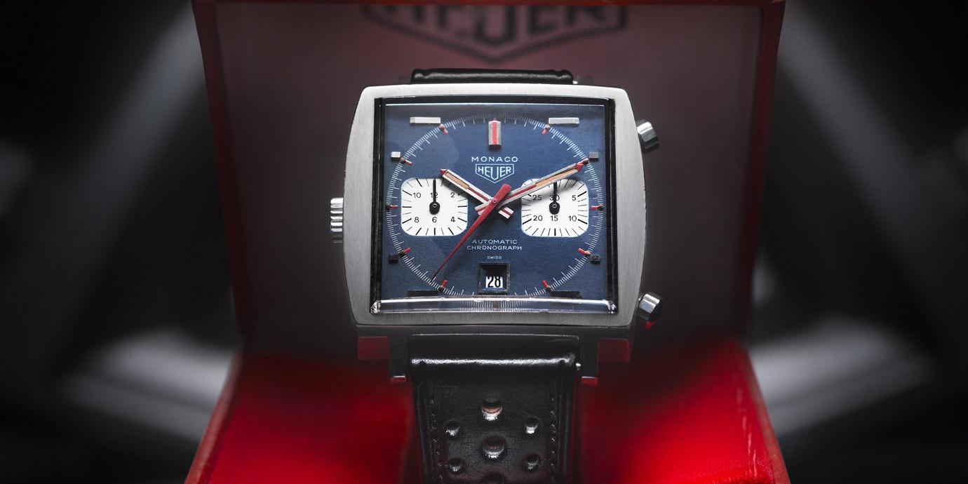 自動上鍊計時碼錶新紀元:TAG Heuer Caliber 11
