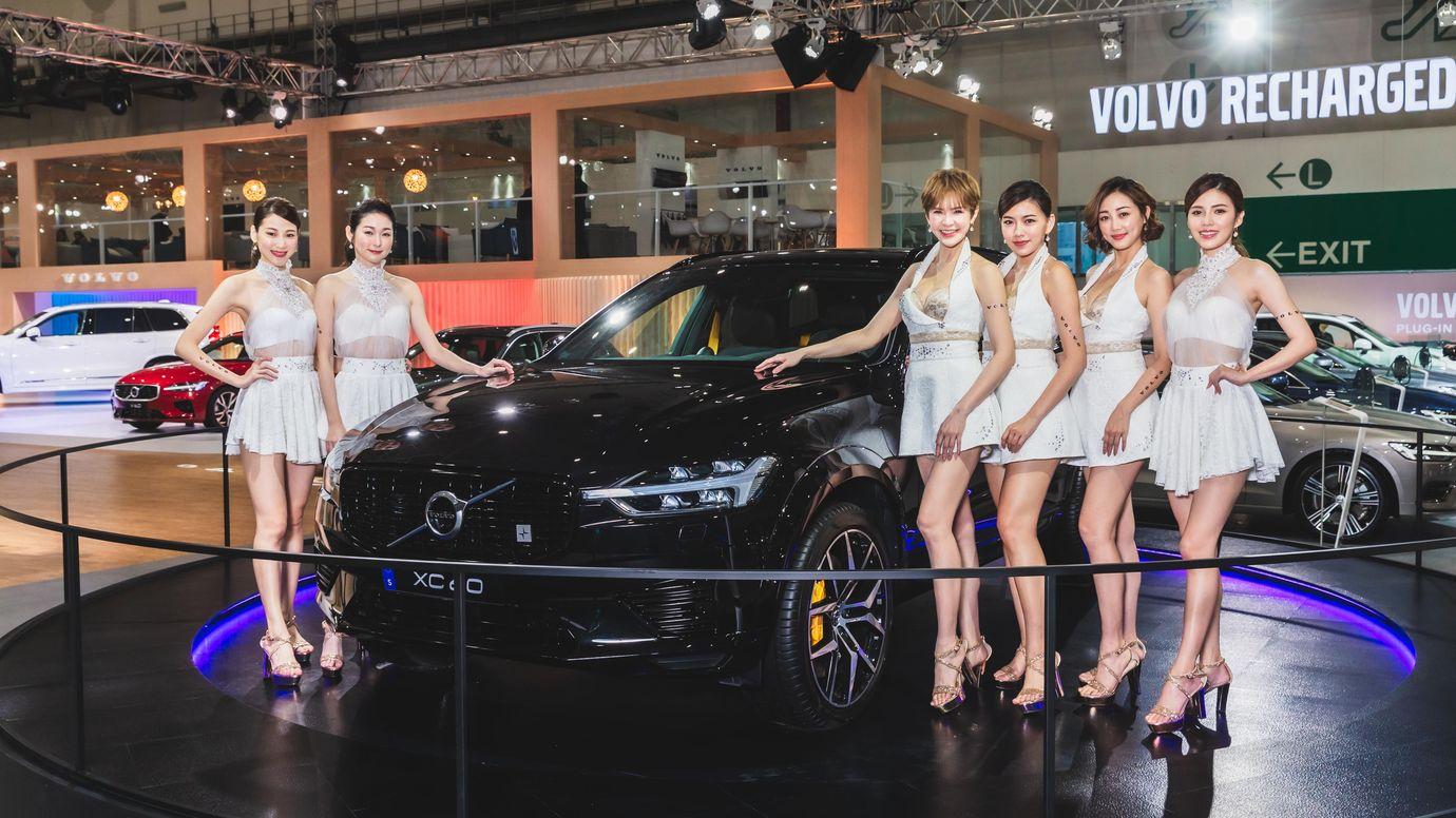 《2020 Taipei auto show》VOLVO送大紅包 最高狂降 52 萬