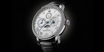 Blancpain全新中華年曆限量版錦鼠腕錶