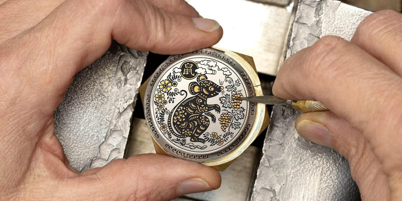 【特別企劃】非你莫「鼠」:2020鼠年特別版腕錶大集合