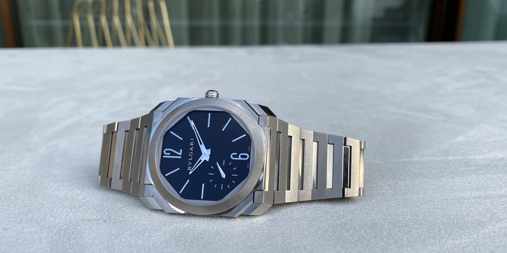 【LVMH Watch Week 2020錶展報導】BVLGARI OCTO FINISSIMO 超薄系列持續突破製錶框架,締造新傳奇