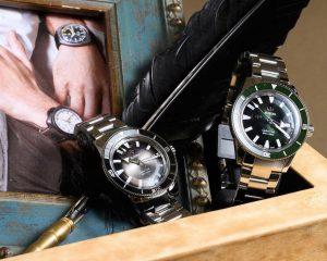 Rado遠百信義A13全新概念店開幕,庫克船長300米復刻腕錶搶先獨賣!