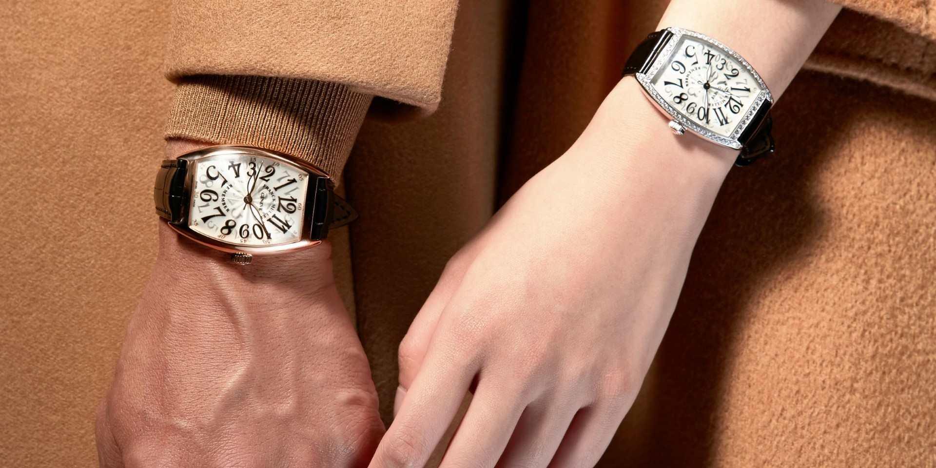 濃情暖意:Franck Muller Vanguard Heart鏤空腕錶與Remember系列腕錶