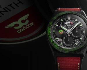 【LVMH Watch Week 2020報導】跨界就是潮:Zenith推出兩款DEFY 21聯名腕錶