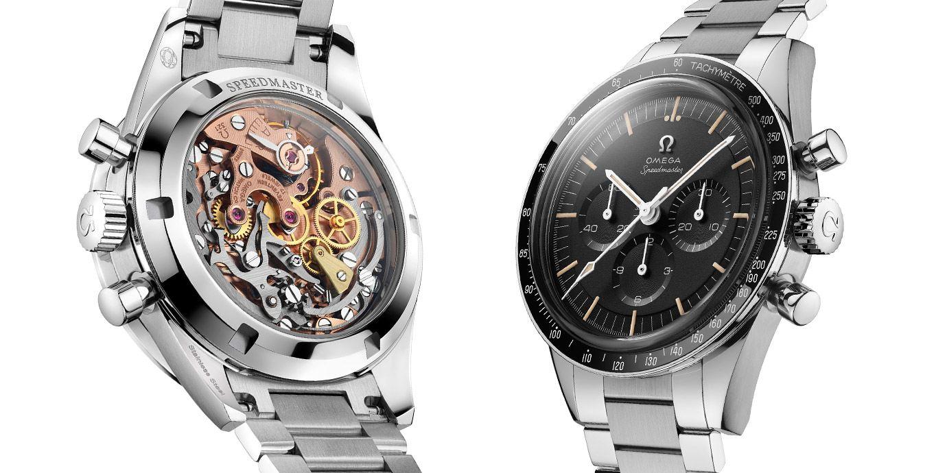 "傳奇機芯又一新作:Omega Speedmaster Moonwatch Caliber 321 Steel ""Ed White"""