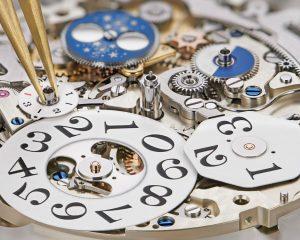 朗格萬年曆之美