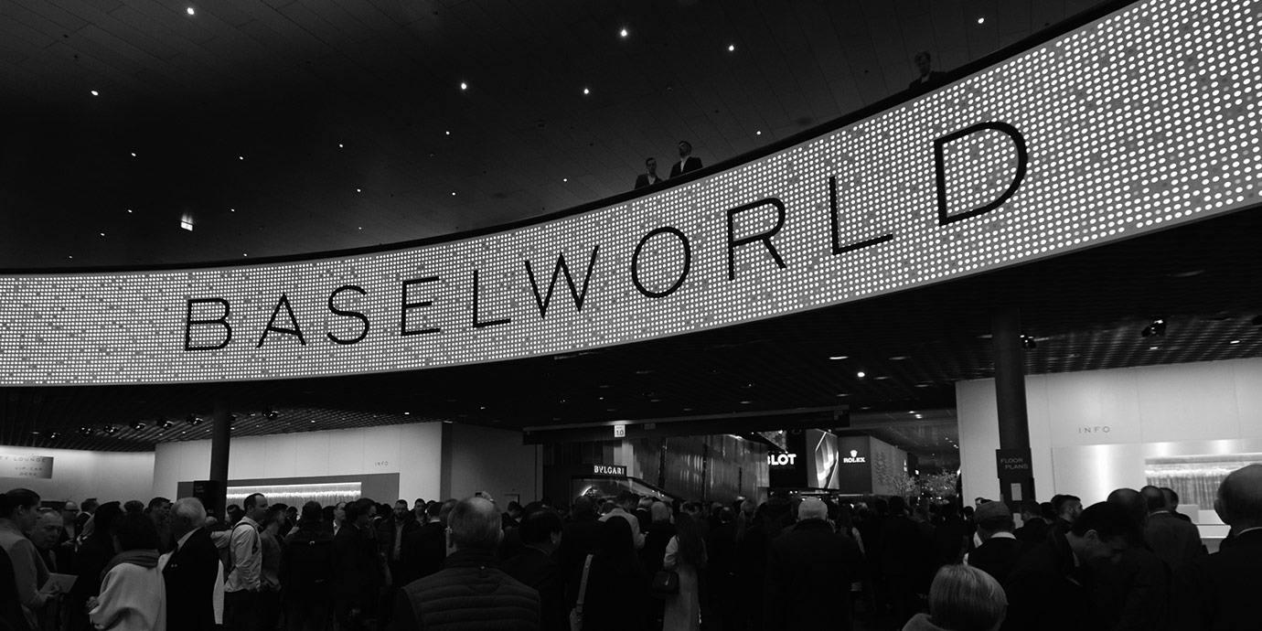 新冠肺炎延燒至巴塞爾:Baselworld宣布延期至2021年1月