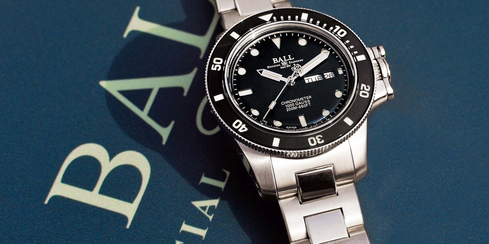 堅準的總和:BALL Watch Engineer Hydrocarbon Original 15周年深海潛水腕錶