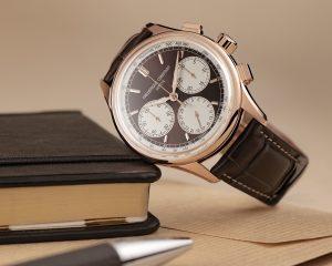 經典之作的嶄新演繹:康斯登 Flyback Chronograph Manufacture自製飛返計時腕錶新作