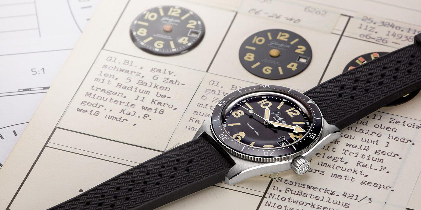 門面很重要:Glashutte Original SeaQ錶盤製作過程