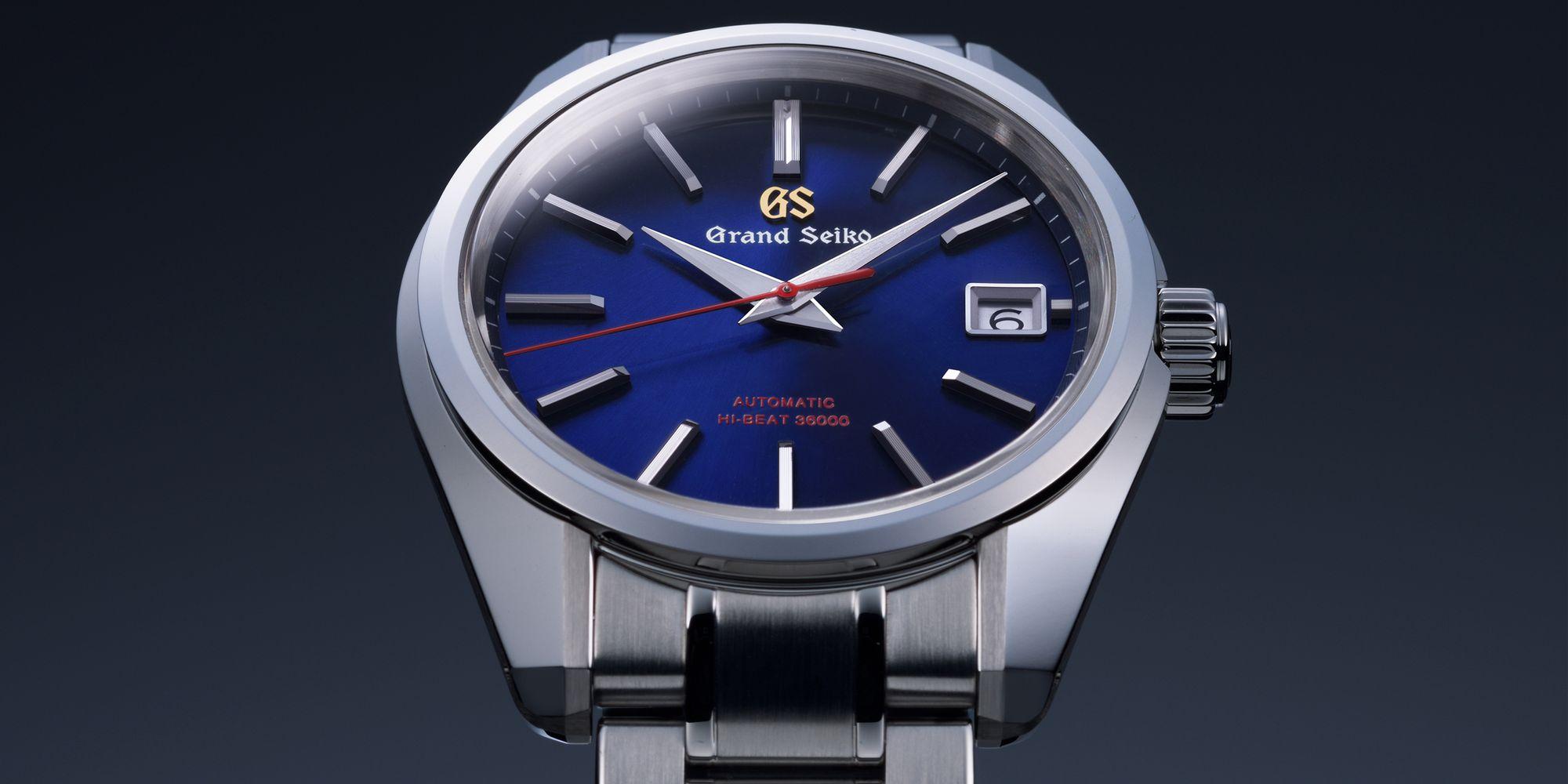 一甲子的平凡與偉大:Grand Seiko 60週年紀念限定腕錶