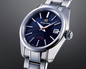 一甲子的淬鍊締造經典藍面,Grand Seiko推出60周年限量紀念錶款