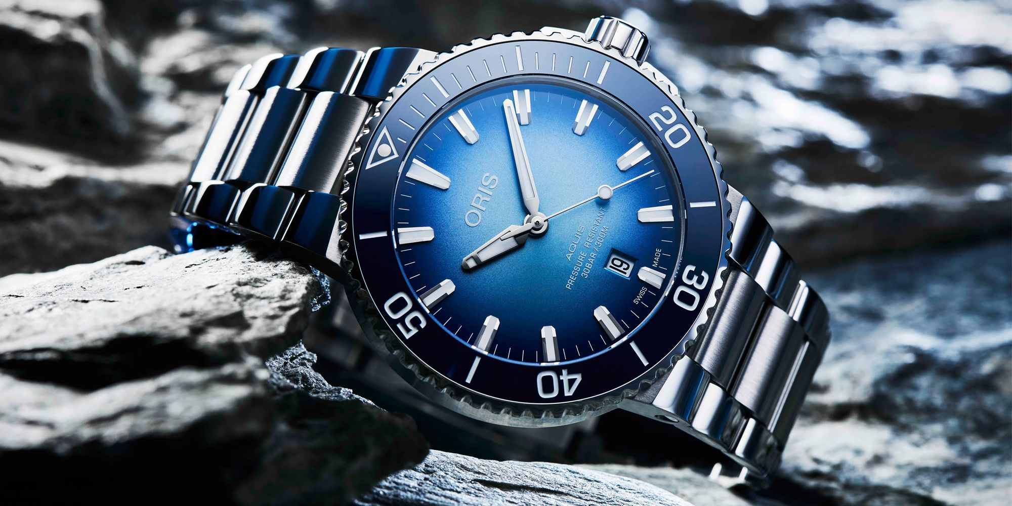 戴一座貝加爾湖:ORIS Aquis Lake Baikal Limited Edition