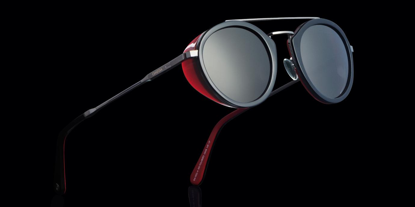 太時尚了:Omega推出男女裝太陽眼鏡系列