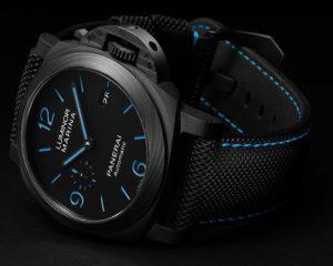 小沛2020新款第一波:Panerai Luminor Marina碳纖維腕錶