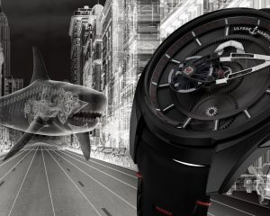 不一樣的奇想:Ulysse Nardin Freak系列腕錶