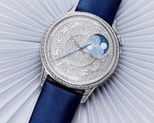 融合高級鐘錶與高級訂製服:江詩丹頓Égérie系列