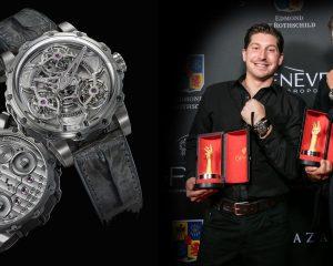 父與子的獨立製錶熱情:ANTOINE PREZIUSO GENÈVE創辦人及製錶師訪談