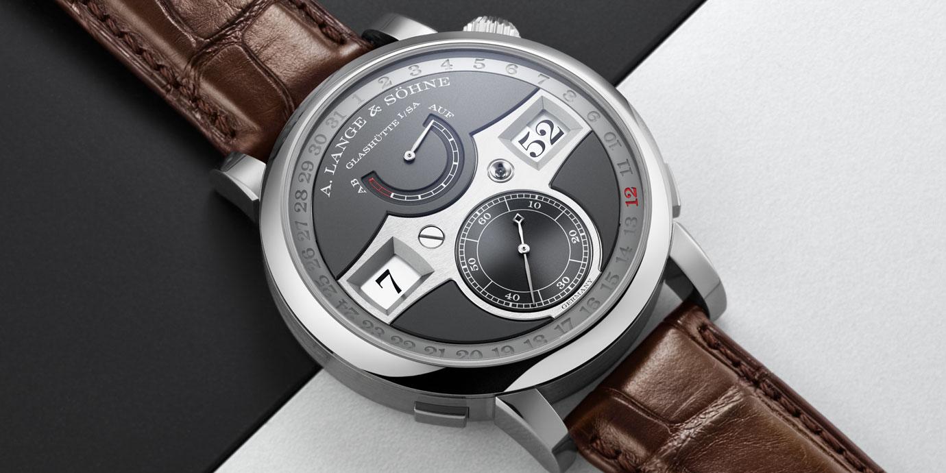 以全新功能慶十年經典:朗格Zeitwerk系列腕錶(上)