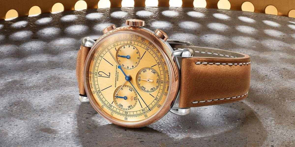 老靈魂新技藝:Audemars Piguet全新[Re]master01計時腕錶