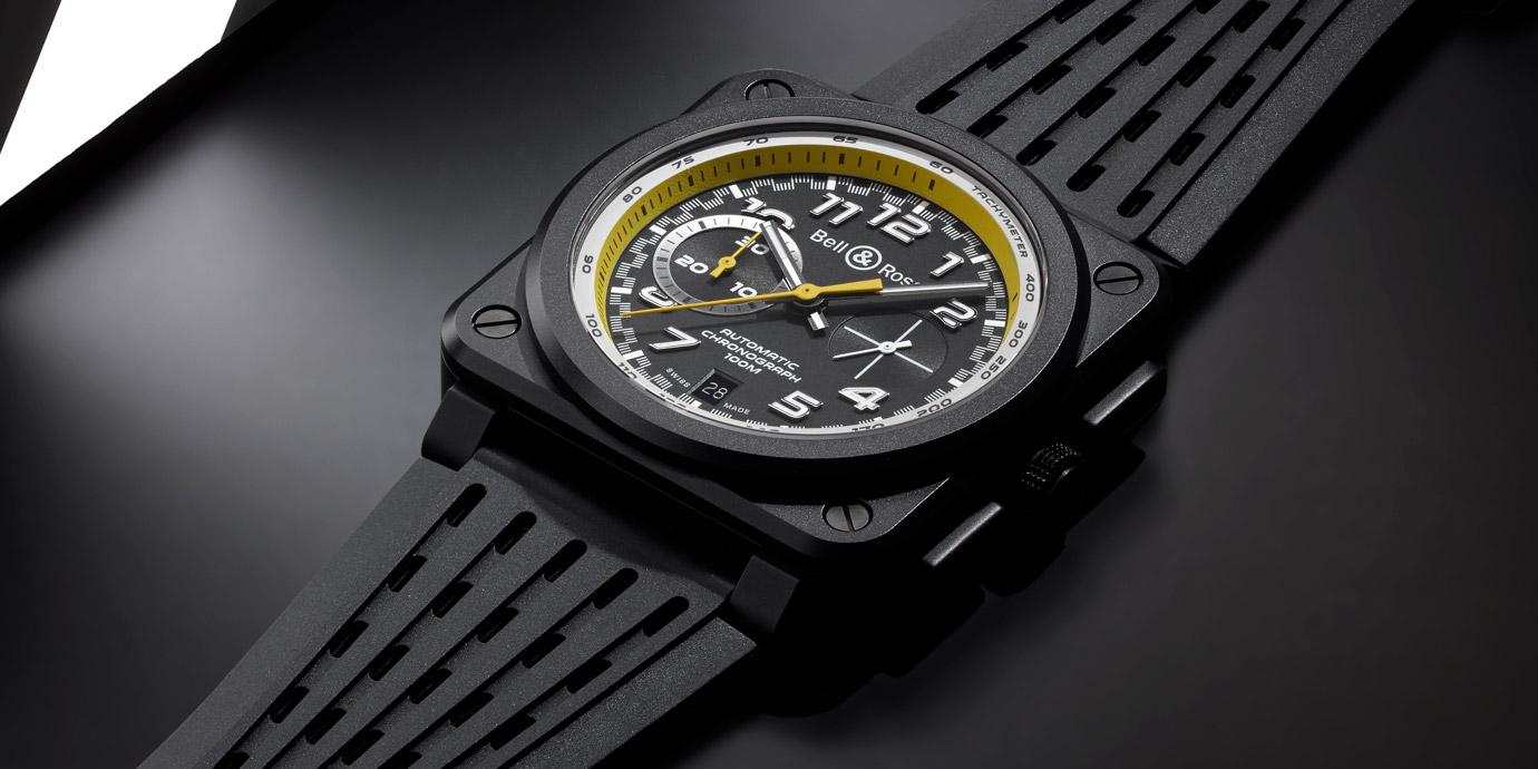 與Renault車隊一起熱血:Bell & Ross R.S.20系列腕錶