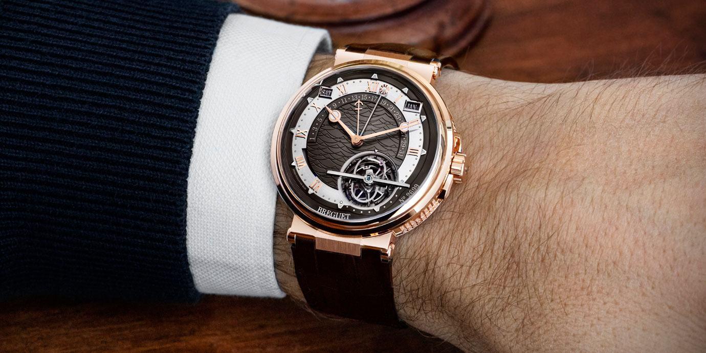 三大複雜功能 X 新裝登場:寶璣Marine Tourbillon Équation Marchante 5887腕錶