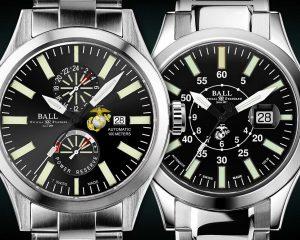 向美國海軍陸戰隊致意:BALL Watch Engineer II U.S. Marine Corps 系列線上優惠預購中