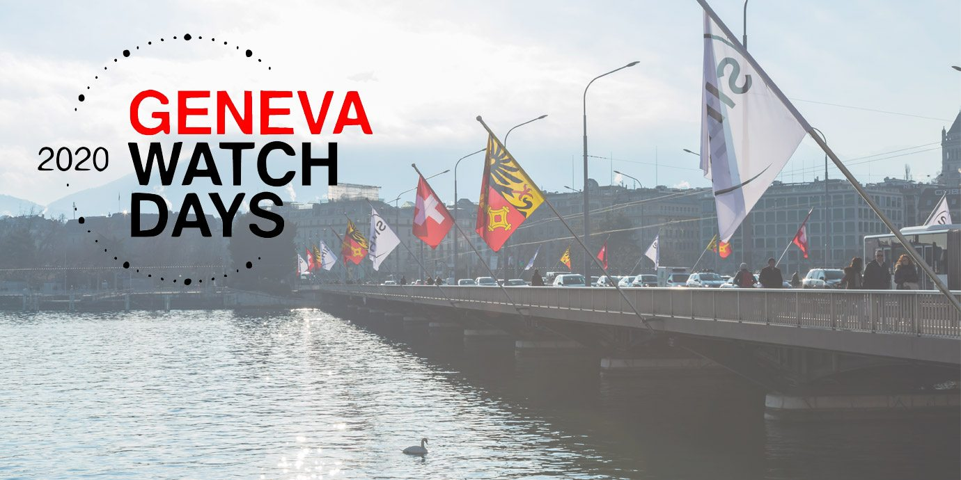 新冠肺炎下的過渡期錶展:Geneva Watch Days 2020