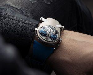 百分百忠心的時計:MB&F Horological Machine N°10 Bulldog 鬥牛犬腕錶