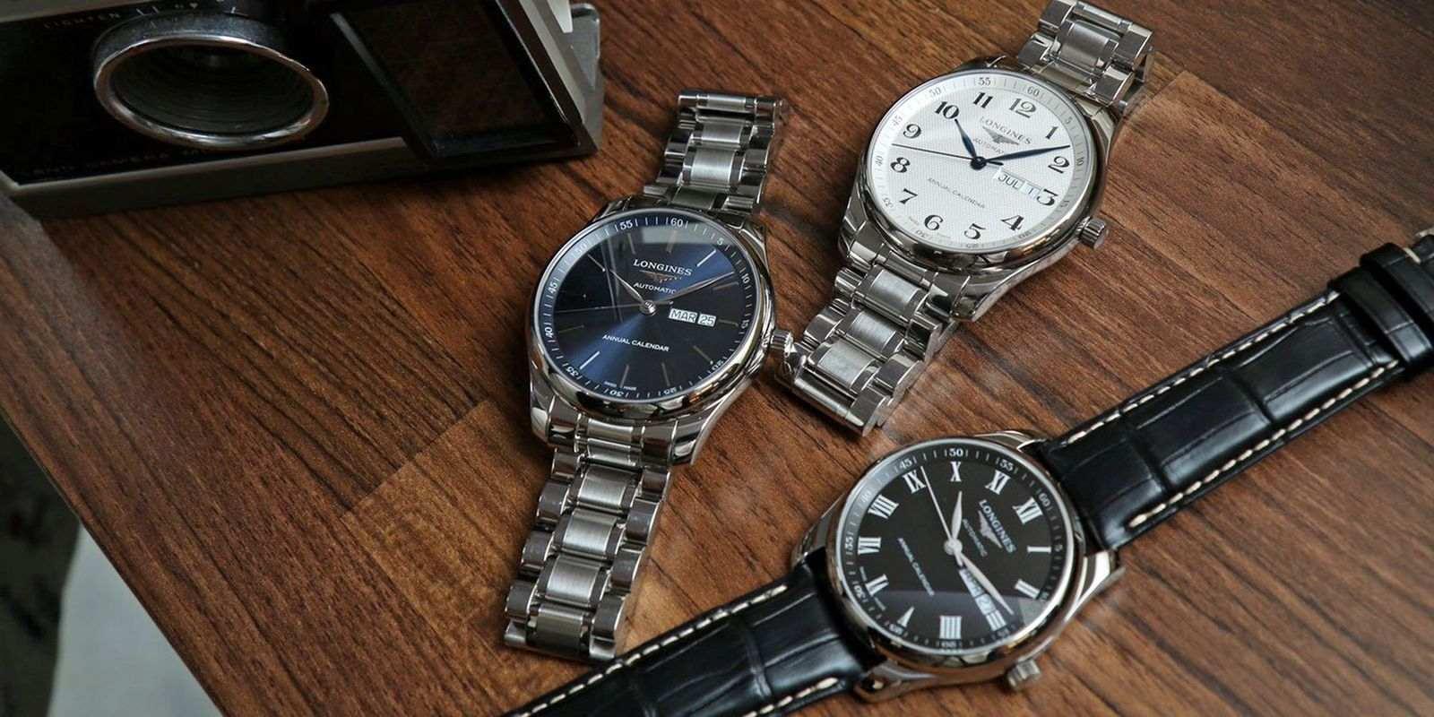 最親民的年曆錶!浪琴Master巨擘系列年曆腕錶