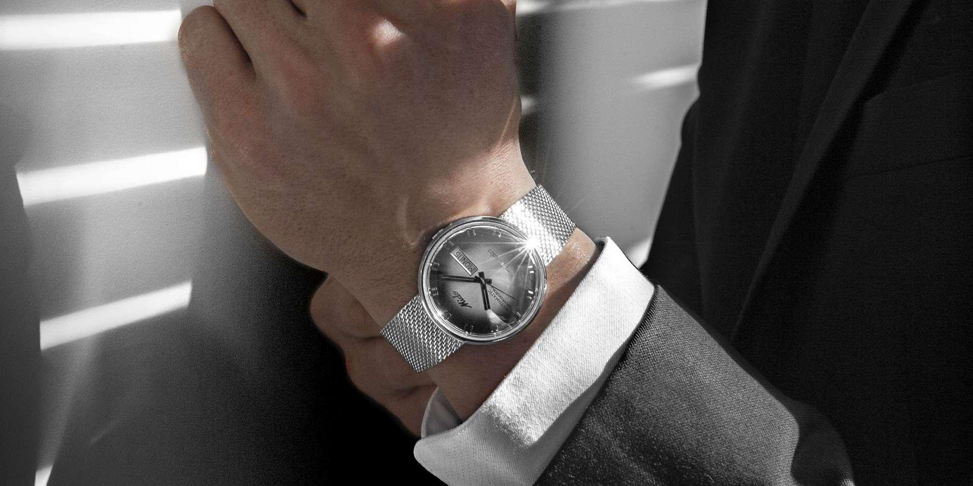 防疫再升級,MIDO 美度錶推出保養送修免費到府取件