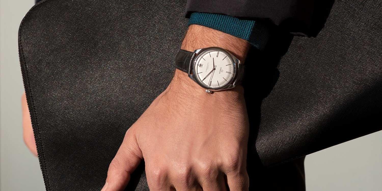 Omega 全新碟飛Trésor男仕錶款,率先於歐米茄名品店登場