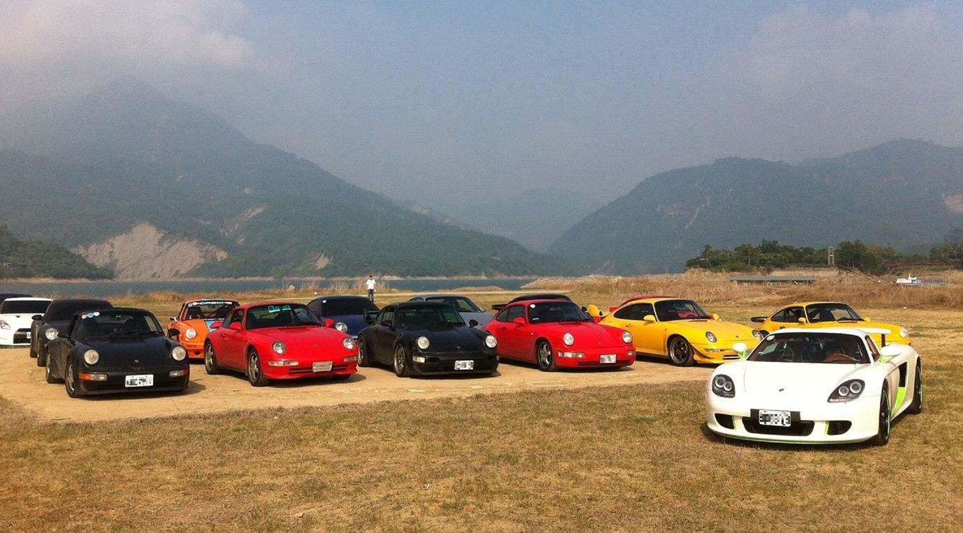 台灣經典保時捷俱樂部 Porsche原廠官方掛保證