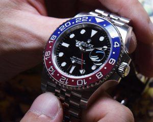 經典百事可樂圈:Rolex GMT-Master II雙色錶圈的秘密(下)