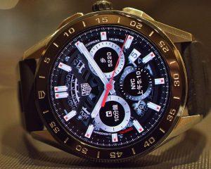 質感與性能升級:TAG Heuer第三代Connected智能腕錶