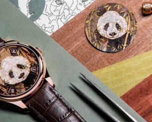 工藝之美:江詩丹頓閣樓工匠「Mécaniques Sauvages」主題腕錶(上)