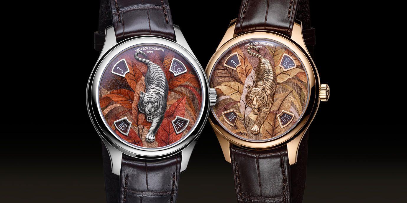 工藝之美:江詩丹頓閣樓工匠「Mécaniques Sauvages」主題腕錶(下)