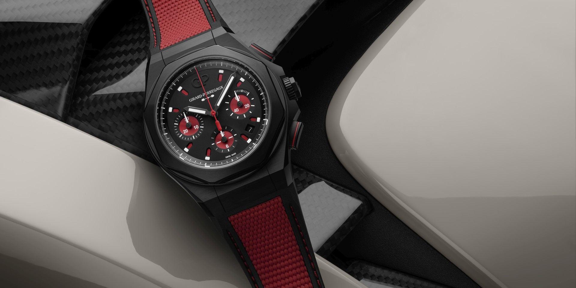 向逆行者致敬的電光火石之作:芝柏表Laureato桂冠系列全新腕錶