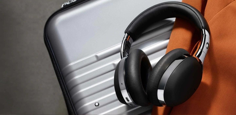 萬寶龍於紐約發表首款全罩式智能耳機,品牌大使休傑克曼帥氣力挺