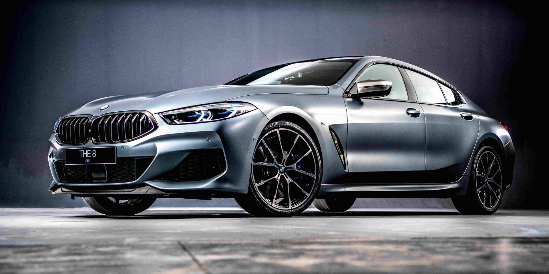 奢華典範珍稀登場:BMW 8 系列 Gran Coupé 四門旗艦跑車即日起進駐全台展間