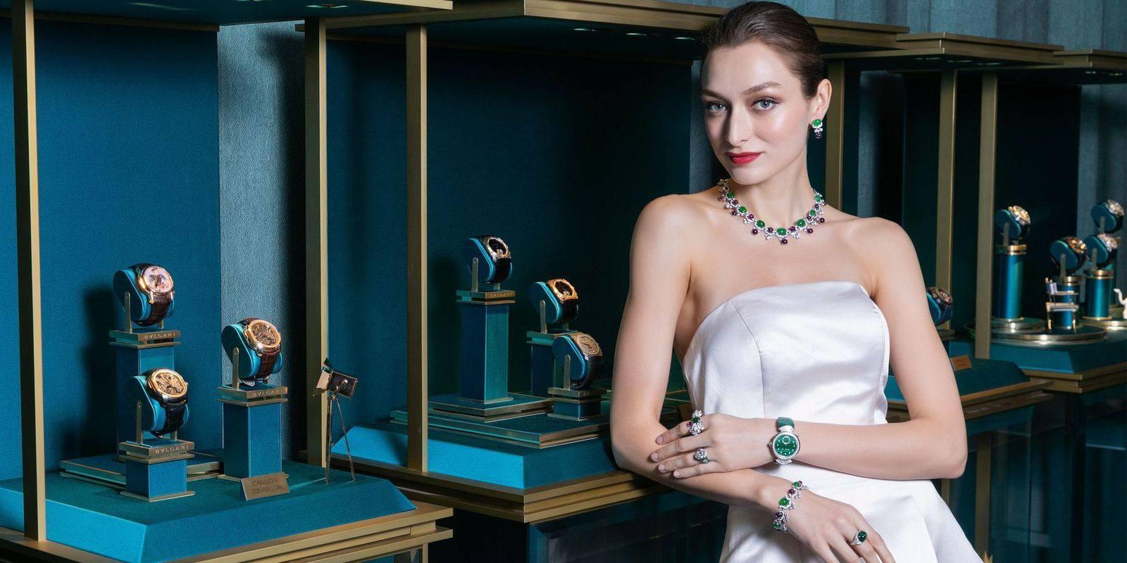 精采電影,璀璨生命:寶格麗CINEMAGIA頂級珠寶暨腕錶展