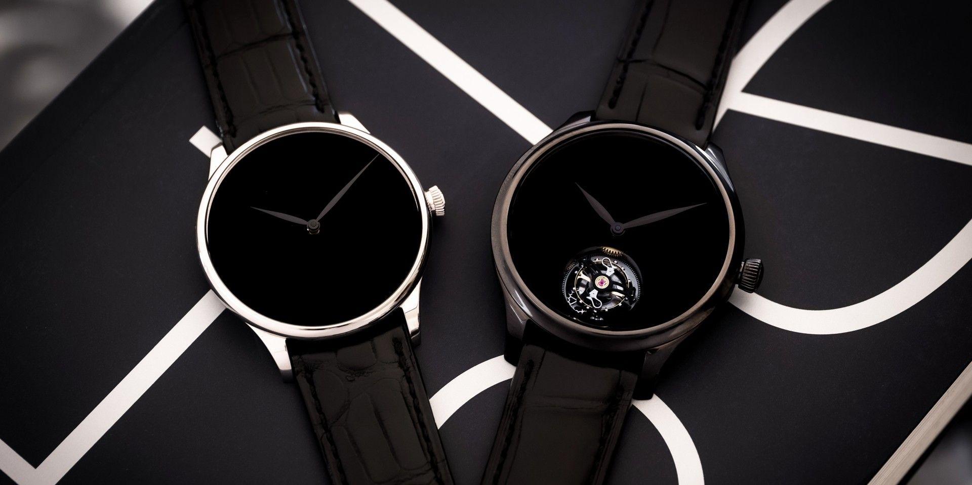 【2020 線上錶展】H. Moser & Cie.亨利慕時推出全新線上銷售平台,首發三款Vantablack®腕錶